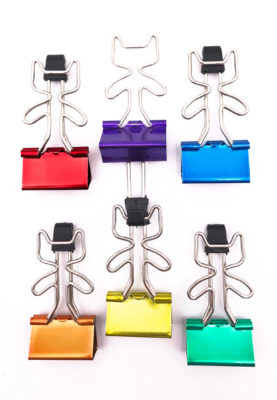 Kitty Binder Clip
