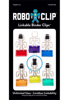 Robo clip package