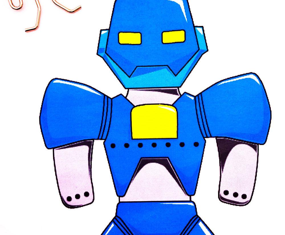 Robo Origin Story